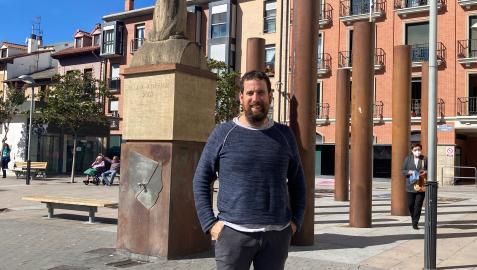 Mikel Oteiza es alcalde de Villava desde 2015