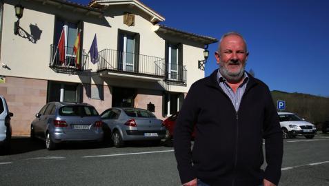 Pedro Lezáun, alcalde del Valle de Ezcabarte
