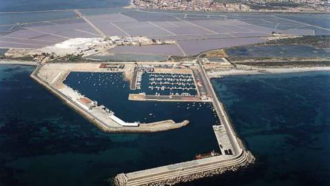 Puerto de San Pedro del Pinatar (Murcia)