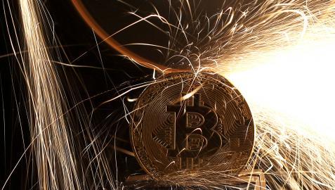 Los bitcoins fueron una de las primeras criptomonedas