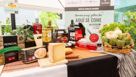 Productos navarros de Reyno Gourmet