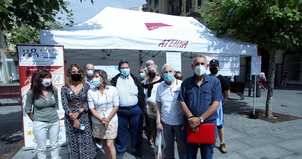 Faltan entre 300 y 400 personas por tratarse de hepatitis C en Navarrra | Noticias de Navarra en Diario de Navarra